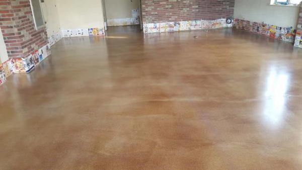 水泥基面艺术着色剂地坪