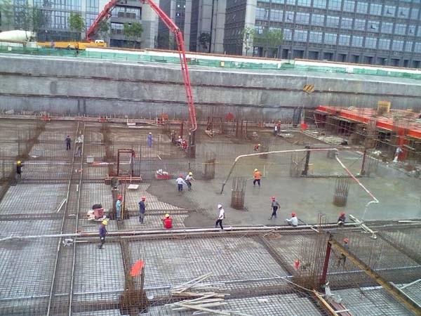 混凝土地面施工方案